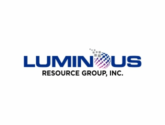 LUMINOUS RESOURCE GROUP, INC. logo design