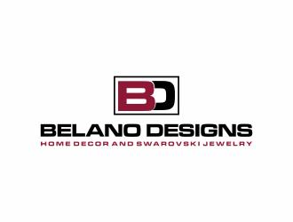 Belano Designs logo design by menanagan