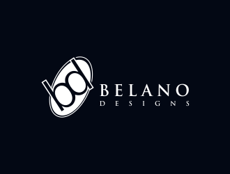 Belano Designs logo design by Mahrein