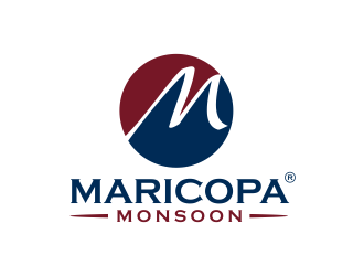 Maricopa Monsoon logo design by ammad