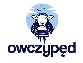 Owczy Pęd logo design