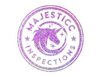 Majesticc Inspections Logo Design