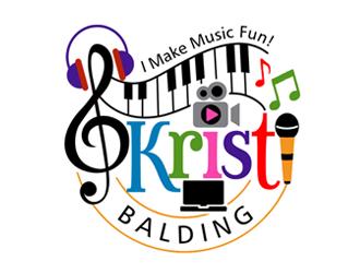Kristi Balding logo design