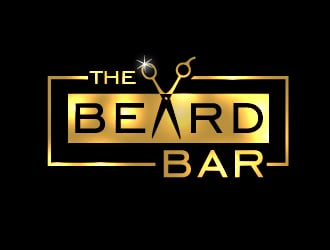 The Beard Bar logo design