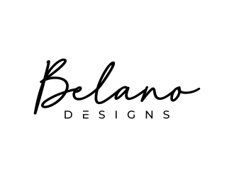 Belano Designs logo design
