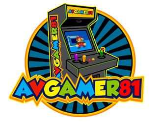 AVGAMER81 logo design