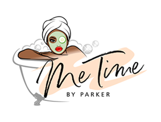 Me Time by Parker  logo design