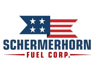 Schermerhorn Fuel Corp. logo design