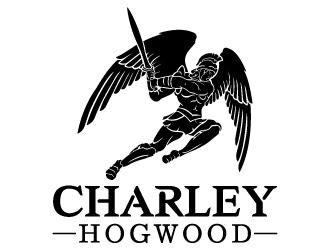 Charley Hogwood logo design