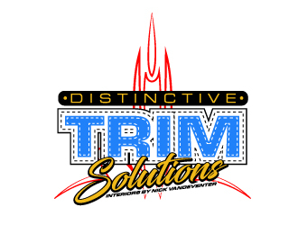 Distinctive Trim  Logo Design