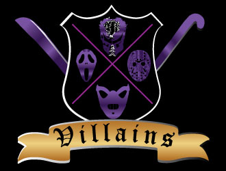 Villains logo design by Bambhole