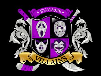 Villains logo design by Suvendu