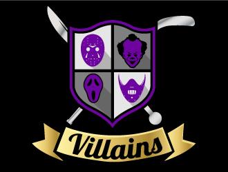 Villains logo design by LucidSketch