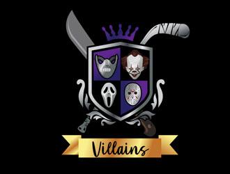 Villains logo design by LogoInvent