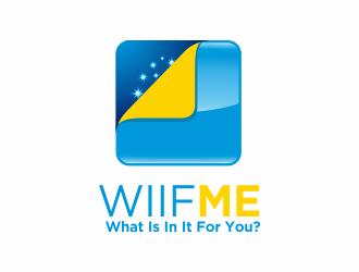 WIIFME logo design