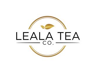 LeaLa Tea Co. logo design by GassPoll