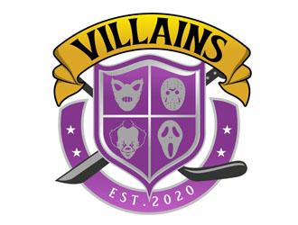 Villains logo design by DreamLogoDesign