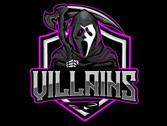 Villains logo design by logy_d