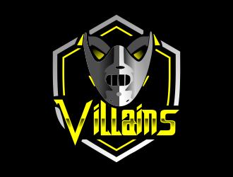 Villains logo design by imagine