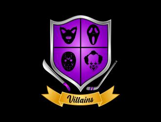 Villains logo design by done