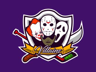 Villains logo design by jm77788