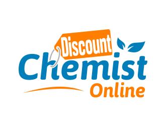 Discount Chemist Online logo design
