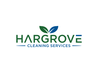 Hargrove Cleaning Services logo design