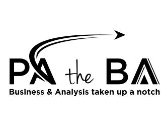 PA the BA logo design