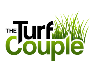 The Turf Couple logo design