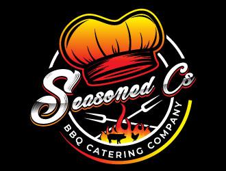 Seasoned Cs logo design by Suvendu