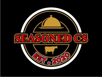 Seasoned Cs logo design by icha_icha