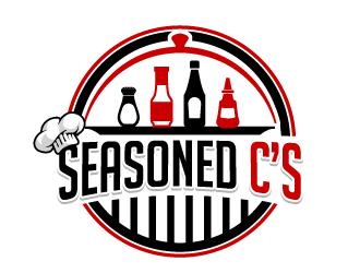 Seasoned Cs logo design by jaize