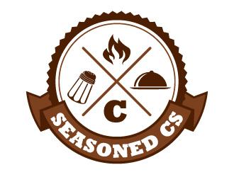Seasoned Cs logo design by Kirito