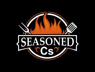 Seasoned Cs logo design by bismillah