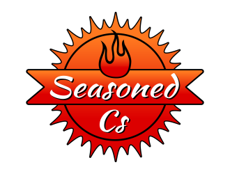 Seasoned Cs logo design by graphicstar