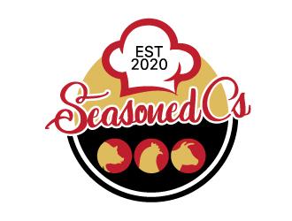 Seasoned Cs logo design by logoworld