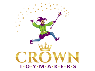 Crown Toymakers logo design