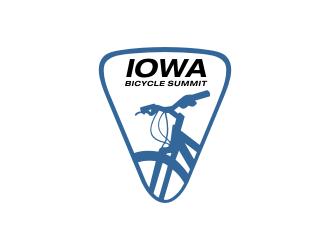 Iowa Bicycle Summit logo design