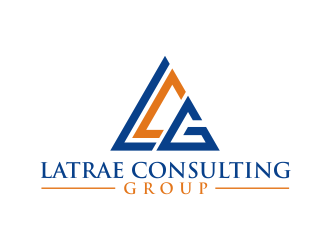 LaTrae Consulting Group logo design