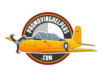 Promovinghelpers.com logo design by Ultimatum