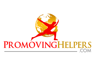 Promovinghelpers.com logo design by 3Dlogos