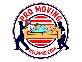 Promovinghelpers.com logo design by Suvendu