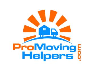 Promovinghelpers.com logo design by Gwerth