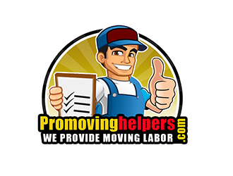 Promovinghelpers.com logo design by PrimalGraphics