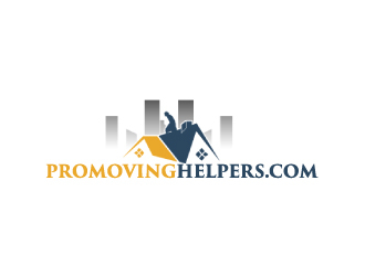 Promovinghelpers.com logo design by AamirKhan