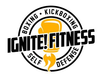 IGNITEBK logo design by kunejo