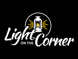 Light on the Corner logo design