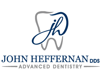 John Heffernan DDS - Advanced Dentistry logo design