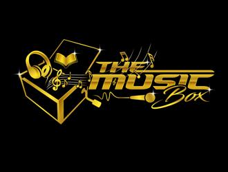 THE MUSIC BOX logo design winner