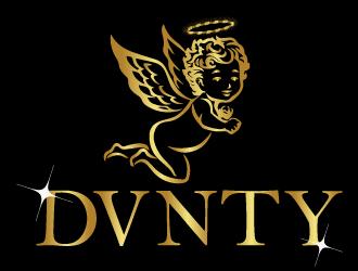 DVNTY logo design winner